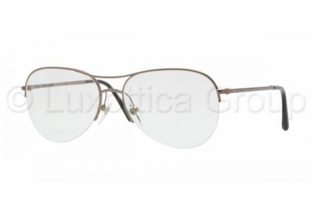 Bubberry BE1225 1143 BRONZED SILVER DEMO LENS