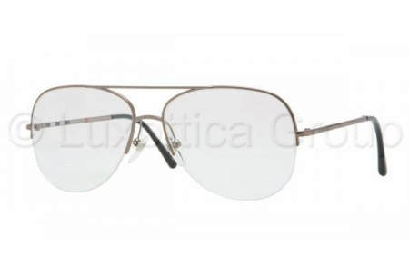 Bubberry BE1226 1143 BRONZED SILVER DEMO LENS