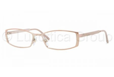 Bubberry BE1238 1129 ROSE GOLD DEMO LENS