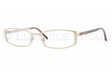 Bubberry BE1238 1145 BURBERRY GOLD DEMO LENS