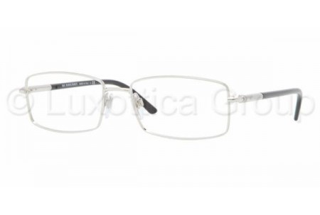 Bubberry BE1239 1005 SILVER DEMO LENS