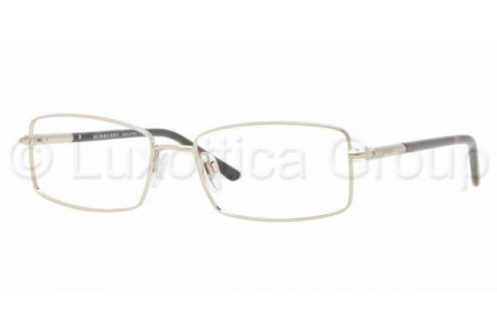 Bubberry BE1239 1145 BURBERRY GOLD DEMO LENS