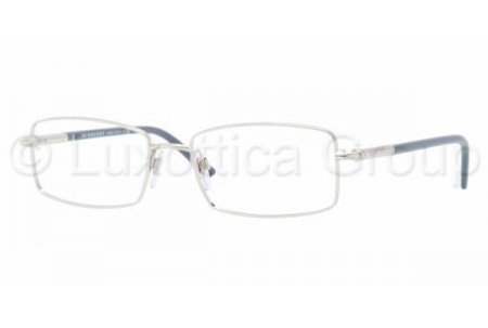 Bubberry BE1239 1168 SILVER DEMO LENS