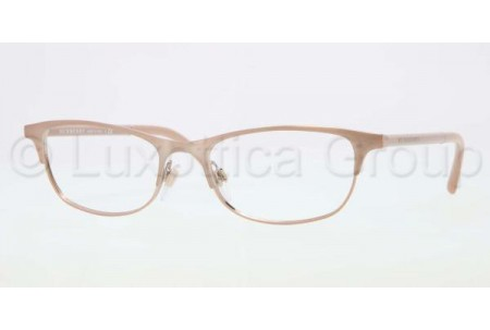 Bubberry BE1249 1174 ROSE GOLD DEMO LENS