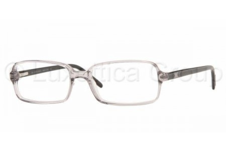 Bubberry BE2015 3028 GRAY TRANSPARENT DEMO LENS