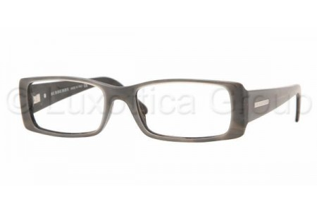 Bubberry BE2039 3091 GRAY/STRIPED BLACK DEMO LENS