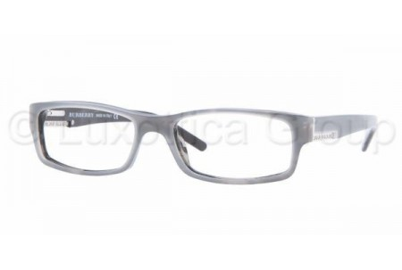 Bubberry BE2040 3091 GRAY/STRIPED BLACK DEMO LENS