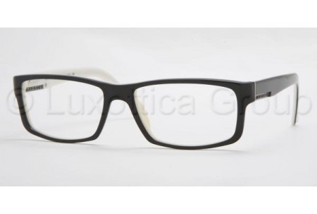 Bubberry BE2041 3094 BLACK/IVORY DEMO LENS
