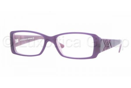 Bubberry BE2042 3064 TOP DARK VIOLET ON LIL DEMO LENS