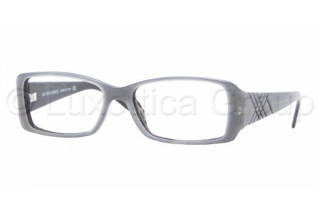 Bubberry BE2042 3091 GRAY/STRIPED BLACK DEMO LENS