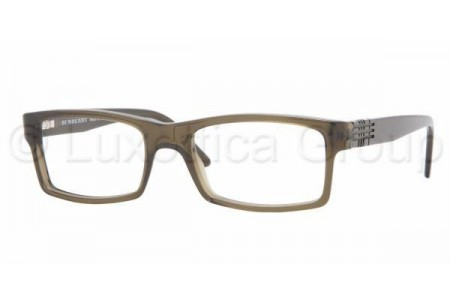 Bubberry BE2050 3010 OLIVE GREEN DEMO LENS