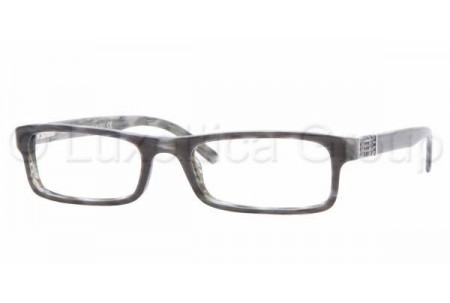 Bubberry BE2054 3143 STRIPED GRAY DEMO LENS