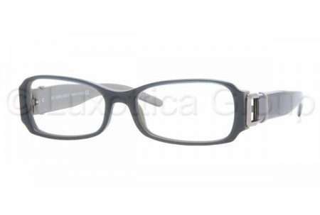 Bubberry BE2056 3150 TOP BLUE ON GRAY DEMO LENS