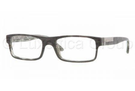 Bubberry BE2059 3143 STRIPED GRAY DEMO LENS