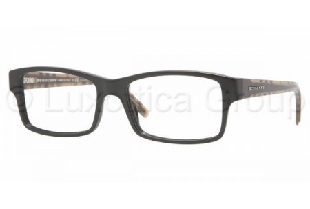 Bubberry BE2067 3177 BLACK DEMO LENS