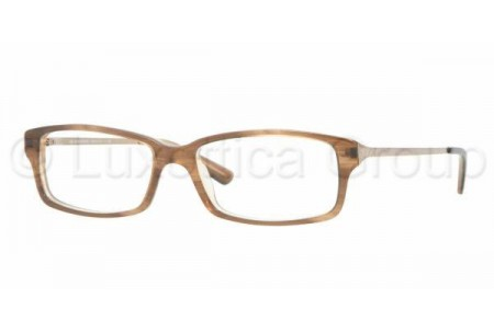 Bubberry BE2075 3083 BROWN STRIPED ON BEIGE DEMO LENS