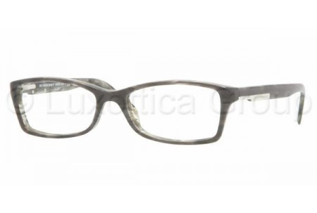 Bubberry BE2076 3143 STRIPED GRAY DEMO LENS