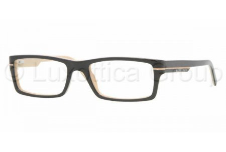 Bubberry BE2079 3199 TOP BLACK ON CREAM DEMO LENS