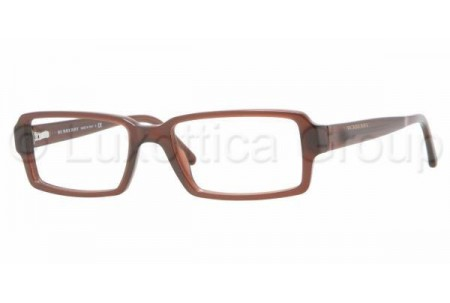 Bubberry BE2093 3256 TRANSPARENT BROWN DEMO LENS