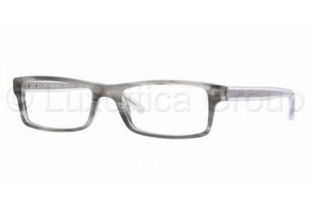 Bubberry BE2105 3290 STRIPED GRAY DEMO LENS