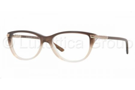 Bubberry BE2106 3298 BROWN GRADIENT BEIGE DEMO LENS