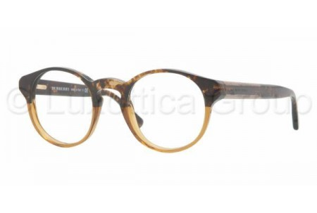 Bubberry BE2115 3327 HAVANA GRADIENT BROWN DEMO LENS