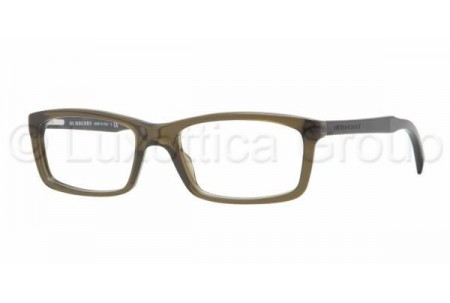 Bubberry BE2117 3336 OLIVE GREEN DEMO LENS