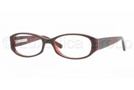 Bubberry BE2118 3337 DARK RED DEMO LENS