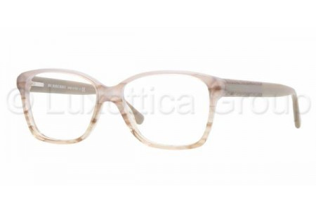 Bubberry BE2121 3339 STRIPED BROWN DEMO LENS