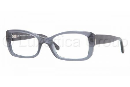 Bubberry BE2130 3013 TRANSPARENT BLUE DEMO LENS