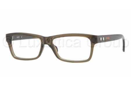 Bubberry BE2135 3010 OLIVE GREEN DEMO LENS