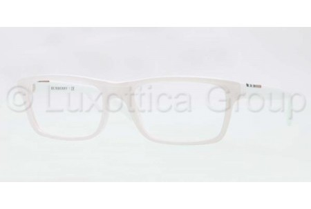 Bubberry BE2138 TOP TRANSP/WHITE DEMO LENS