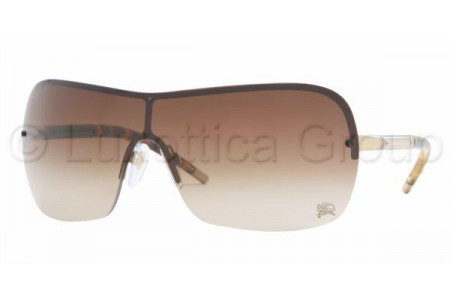 Bubberry BE3033 100213 BURBERRY GOLD BROWN GRADIENT
