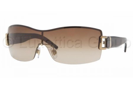 Bubberry BE3037 100213BURBERRY GOLD BROWN GRADIENT