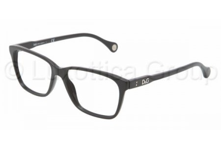 D&G DD1238 501 BLACK DEMO LENS