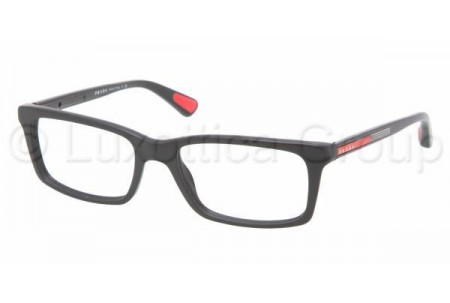 Prada Suport PS 02CV 1AB1O1 BLACK