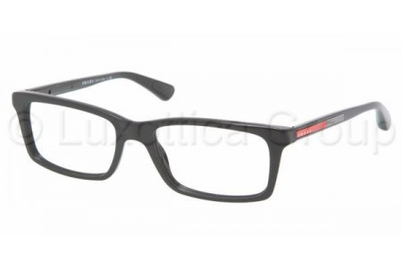 Prada Suport PS 02CV 1BO1O1 MATTE BLACK