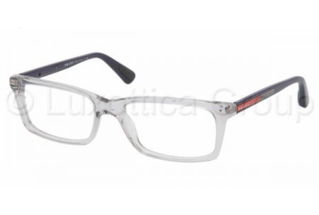 Prada Suport PS 02CV AAA1O1 SMOKE CRYSTAL