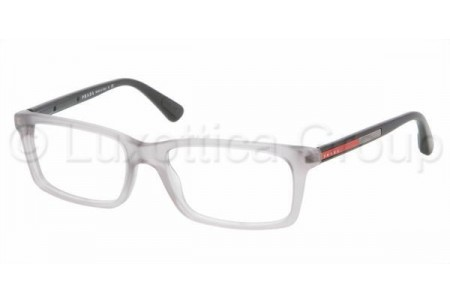 Prada Suport PS 02CV IAV1O1 MATTE OPAL GRAY