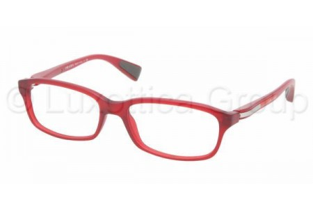 Prada Suport PS 02DV LAU1O1 MATTE RED