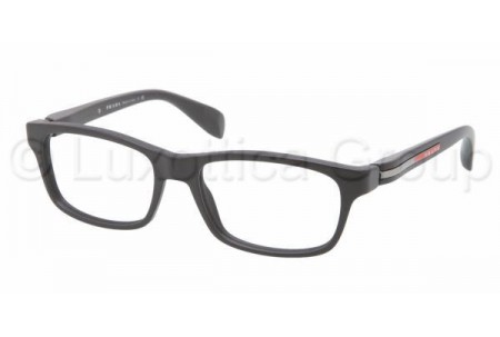 Prada Suport PS 03DV 1BO1O1 MATTE BLACK
