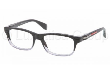 Prada Suport PS 03DV ZYY1O1 BLACK GRADIENT