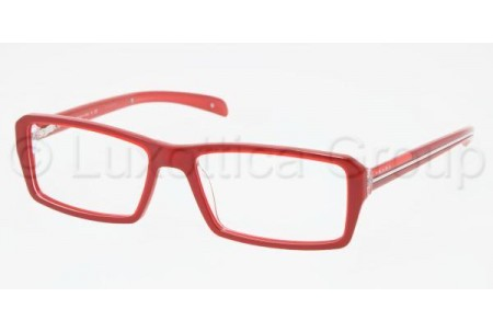 Prada Suport PS 04AV ZYA1O1 RED/RED TRANSPARENT