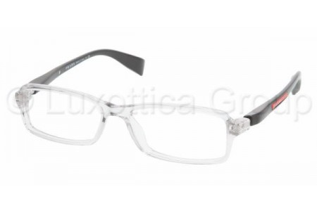 Prada Suport PS 04BV AAA1O1 SMOKE CRYSTAL