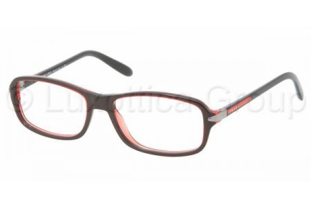 Prada Suport PS 05BV CAR1O1 LAVA RED