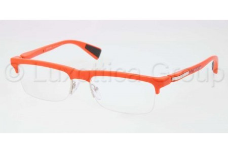 Prada Suport PS 05DV OAH1O1 ORANGE DEMI SHINY