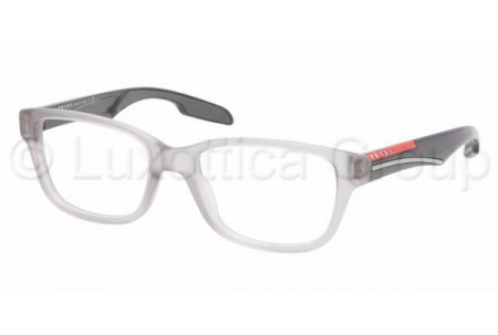 Prada Suport PS 06CV IAV1O1 MATTE OPAL GRAY