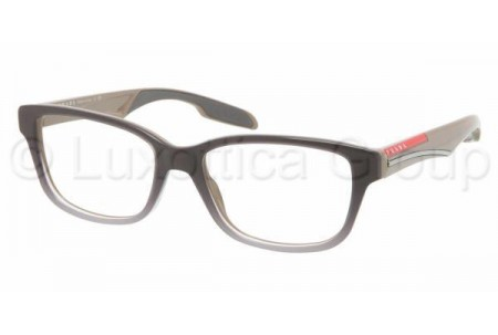 Prada Suport PS 06CV LAN1O1 GRAY GRADIENT WHITE