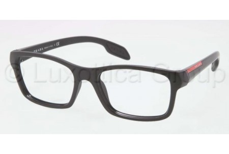 Prada Suport PS 06DV 1BO1O1 BLACK