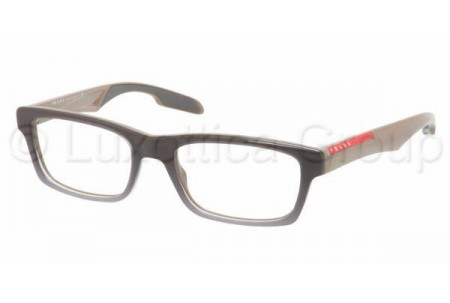 Prada Suport PS 07CV LAN1O1 GRAY GRADIENT WHITE